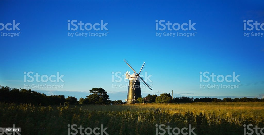 Peaceful English Scenics royalty-free stock photo