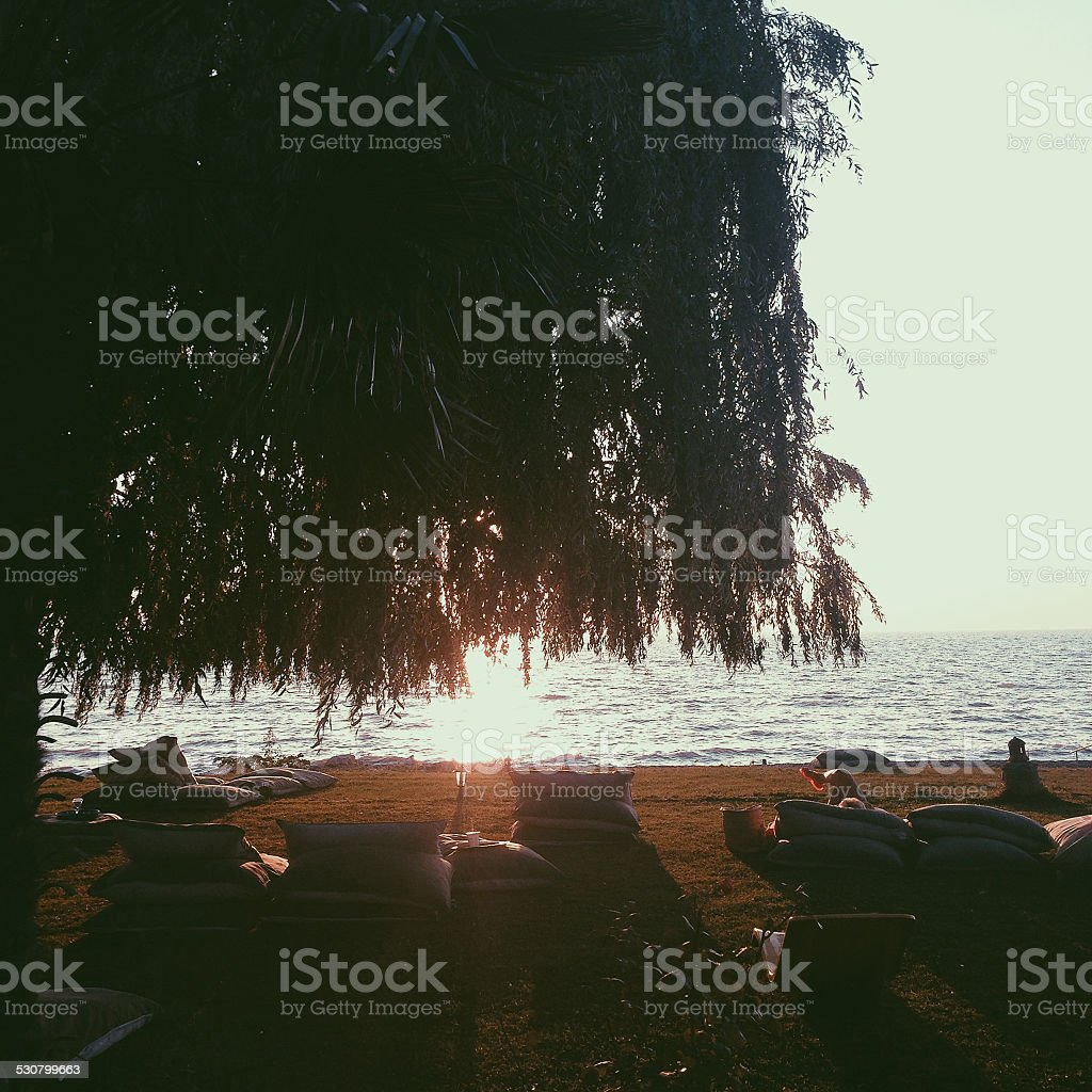 Peaceful Summer Place royalty-free stock photo