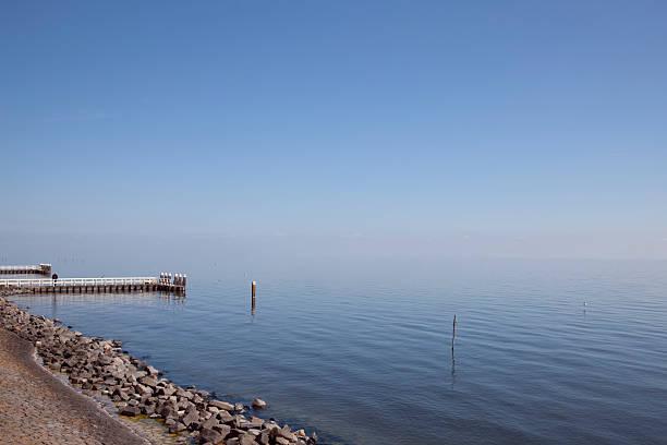 Peaceful Wadden Zee foto