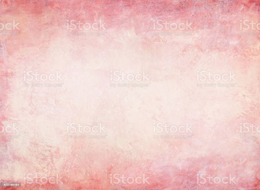 Peach Ghost red grunge background stock photo