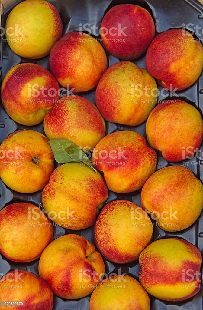 Peaches - foto stock