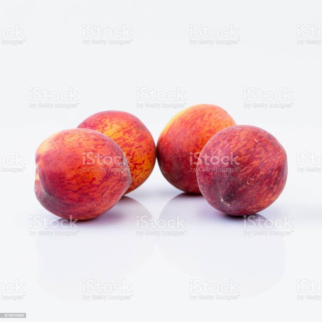 Peaches photo libre de droits