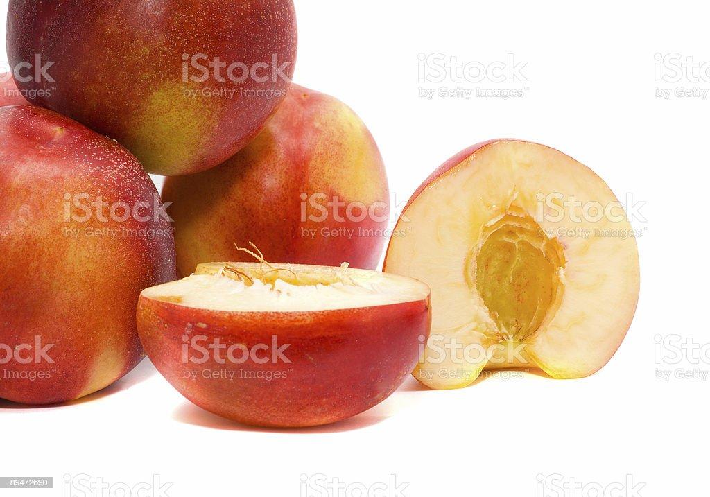 Peaches Lizenzfreies stock-foto