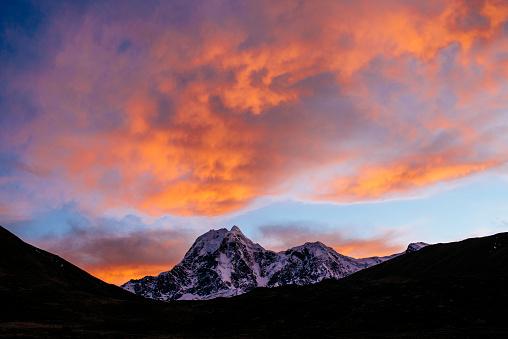 istock Peak Ausangate 6384m 1135697292