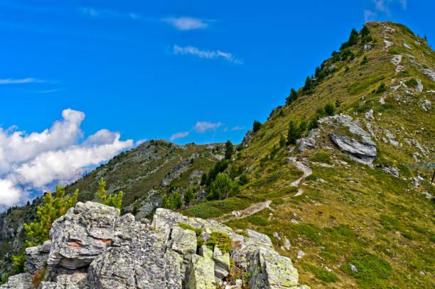 Gipfel Dent de Nendaz, Nendaz, Wallis, Schweiz – Foto