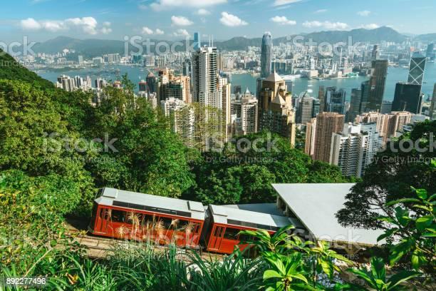 Peak tram hong kong picture id892277496?b=1&k=6&m=892277496&s=612x612&h=bfop19dpikllyktth79o 7v6bf ux1ihqsw46c4aqcu=