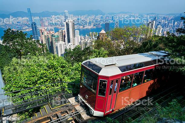 Peak tram in hong kong picture id528428675?b=1&k=6&m=528428675&s=612x612&h=nlarprwpx8m69gukcuzz728vfhhmcyhcwbxkf9xak48=
