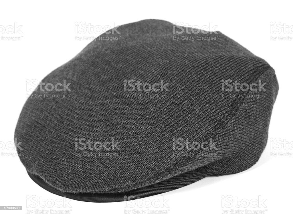 Peaked cap royalty-free stock photo