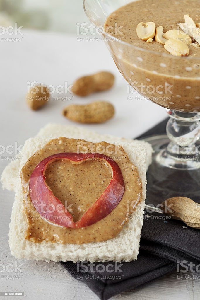 Peanut Butter royalty-free stock photo