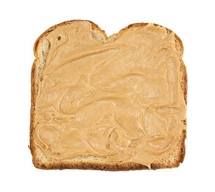 Peanut Butter Sandwich Stock Photo - Download Image Now