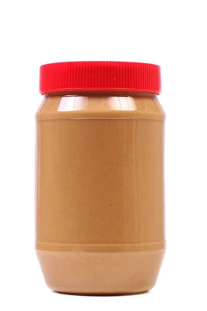 peanut butter..view similar images - pindakaas stockfoto's en -beelden