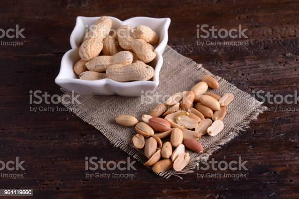 Foto de Frutos Secos De Amendoins e mais fotos de stock de Agricultura