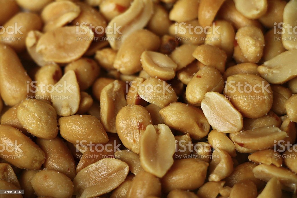Peanuts , food background royalty-free stock photo