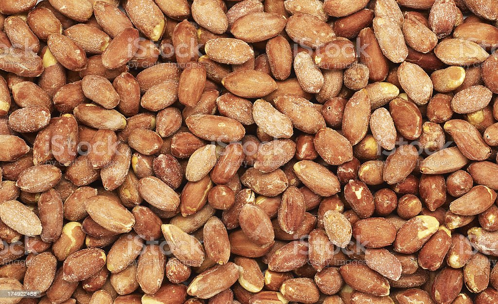 Peanuts (Click for more) stock photo