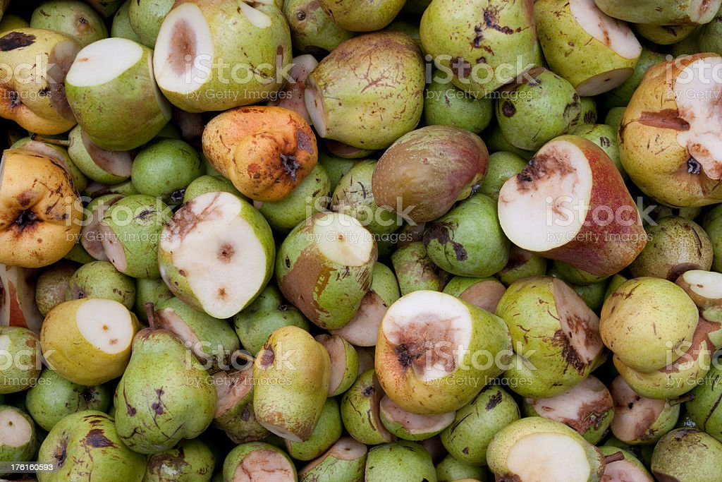 Pear Background royalty-free stock photo