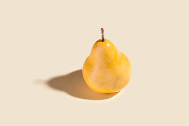 Pera de frutas  - foto de stock