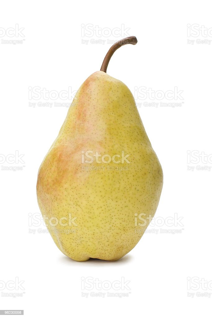 Pear. royalty-free stock photo