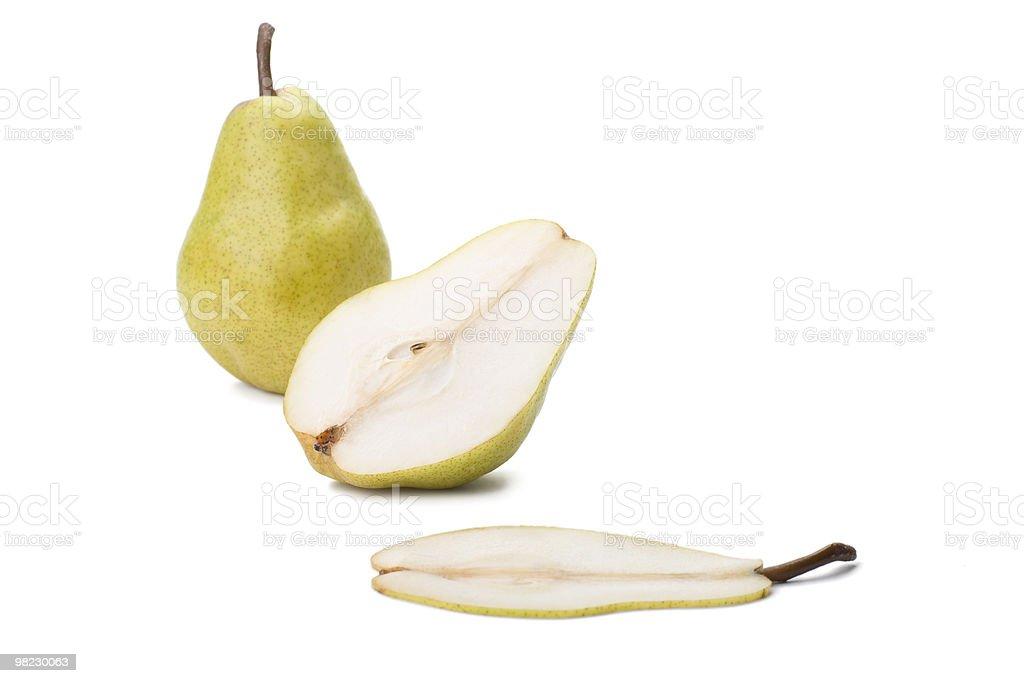 Pear. royalty-free stock photo
