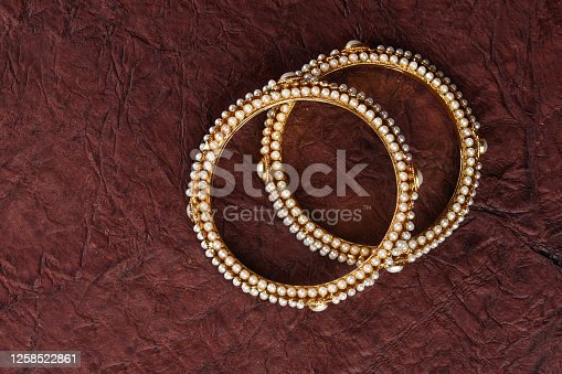 pearl bracelet bangle, Indian  Pearl (moti) bangles,  Indian Traditional Jewellery