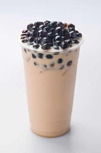 Pearl Milk Tea Stock Photo - Download Image Now - iStock