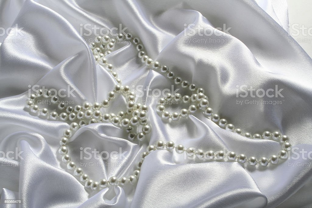 Pearls royalty free stockfoto