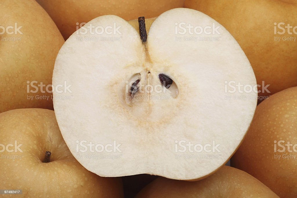 pears fruit royalty-free stock photo