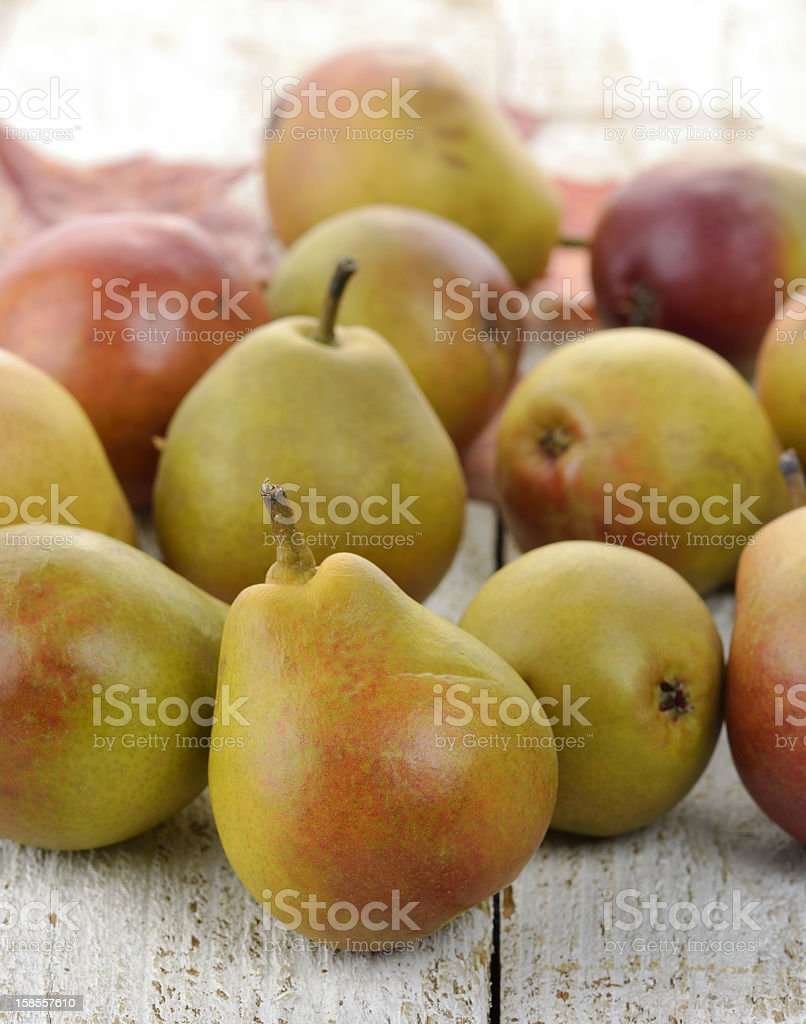 Pears royalty-free 스톡 사진