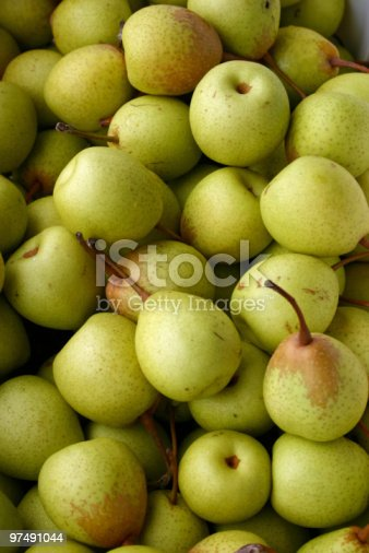 Pears Stock Photo & More Pictures of Autumn