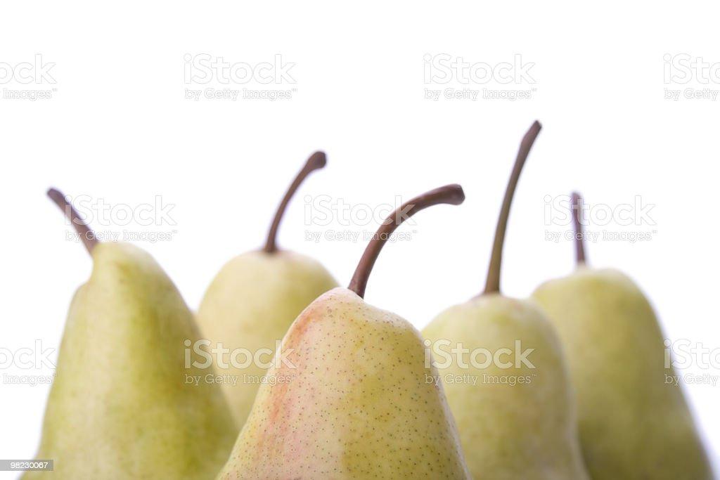 Pears. royalty-free stock photo