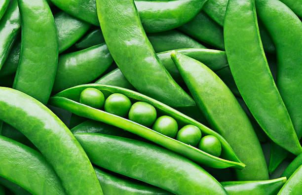peas and pea pods - 清新 個照片及圖片檔