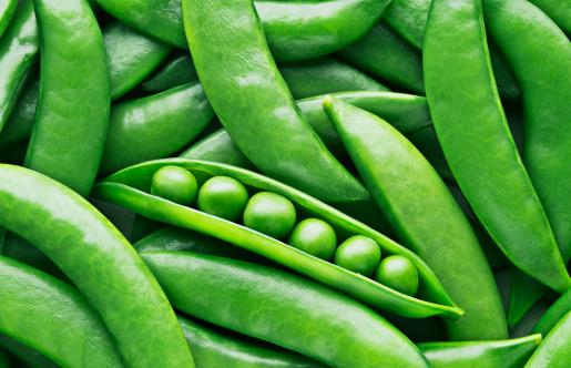 Peas And Pea Pods 照片檔及更多 健康飲食 照片