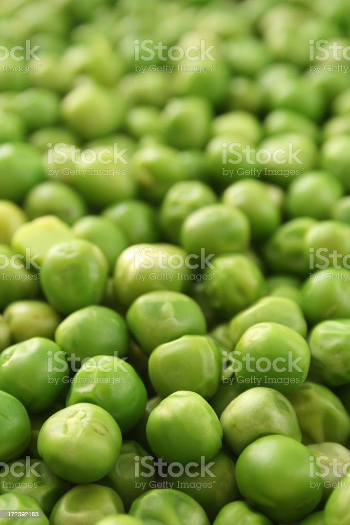 Peas background royalty-free stock photo