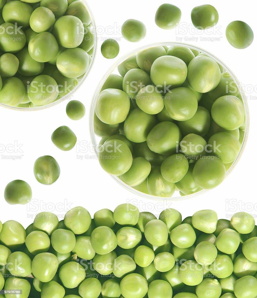 Peas bean royalty-free stock photo
