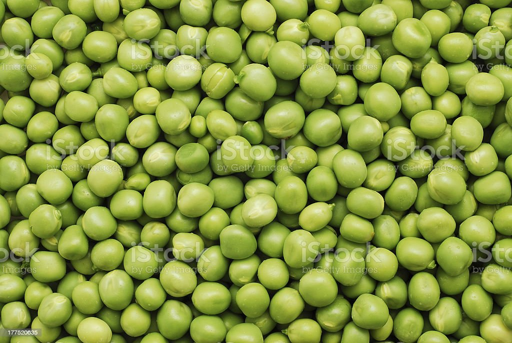 peas royalty-free stock photo