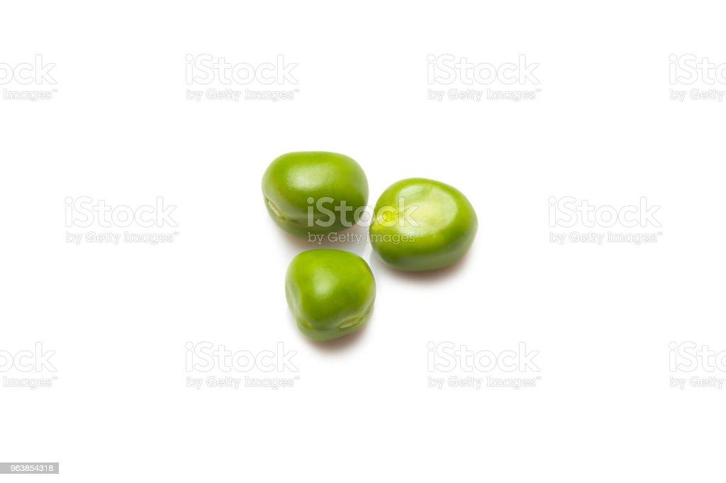 Peas - Royalty-free Copy Space Stock Photo