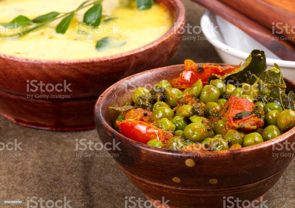 Peas Vegetable stock photo