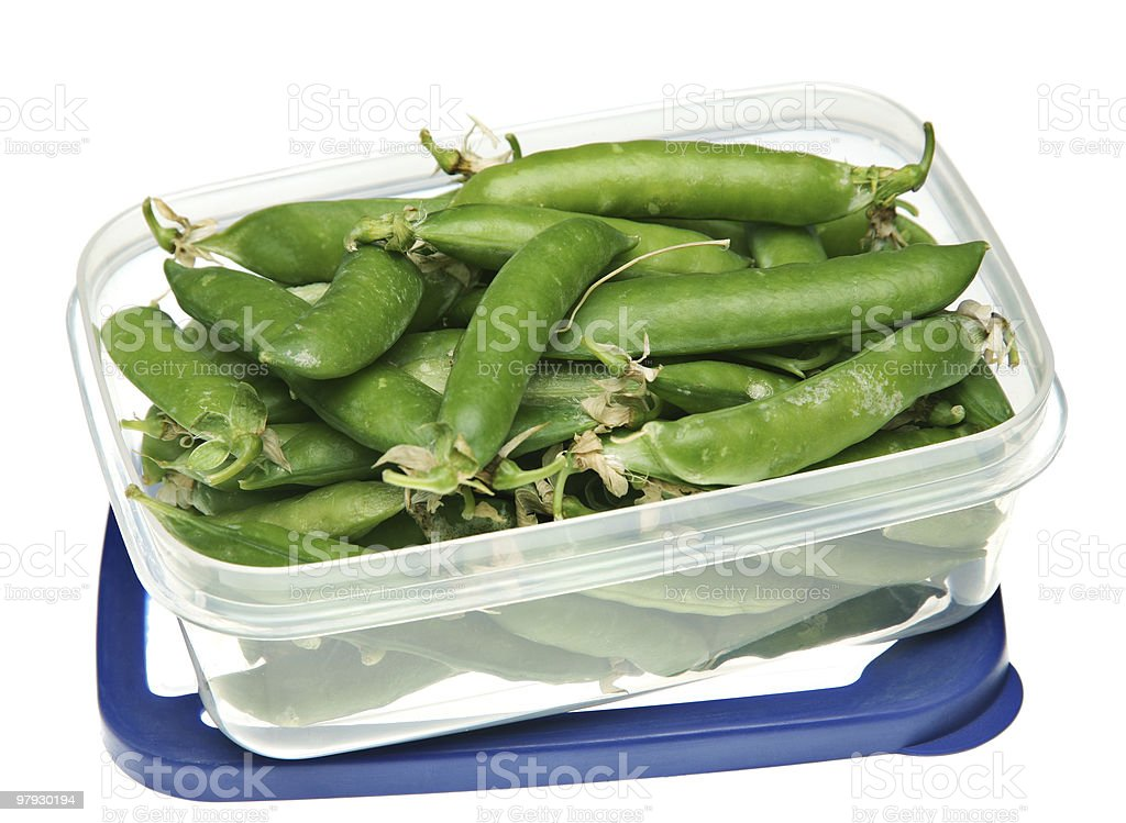 Peas vegetable royalty-free stock photo