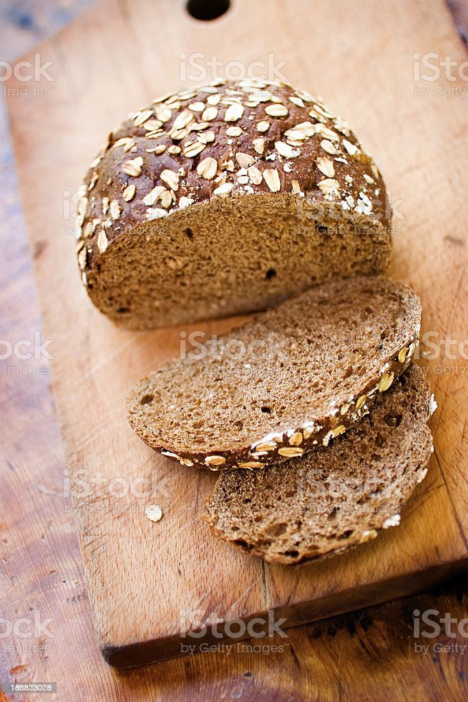 Peasant Bread royalty-free stock photo