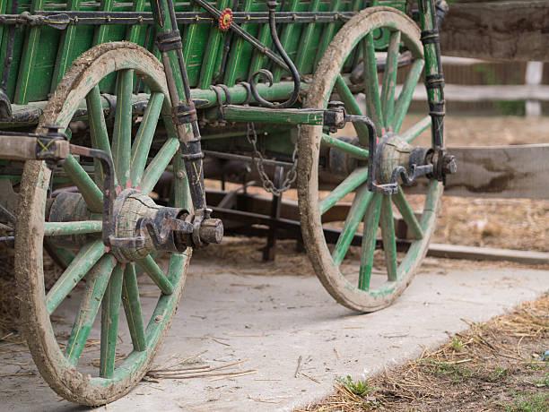 Des voiturettes paysanne - Photo