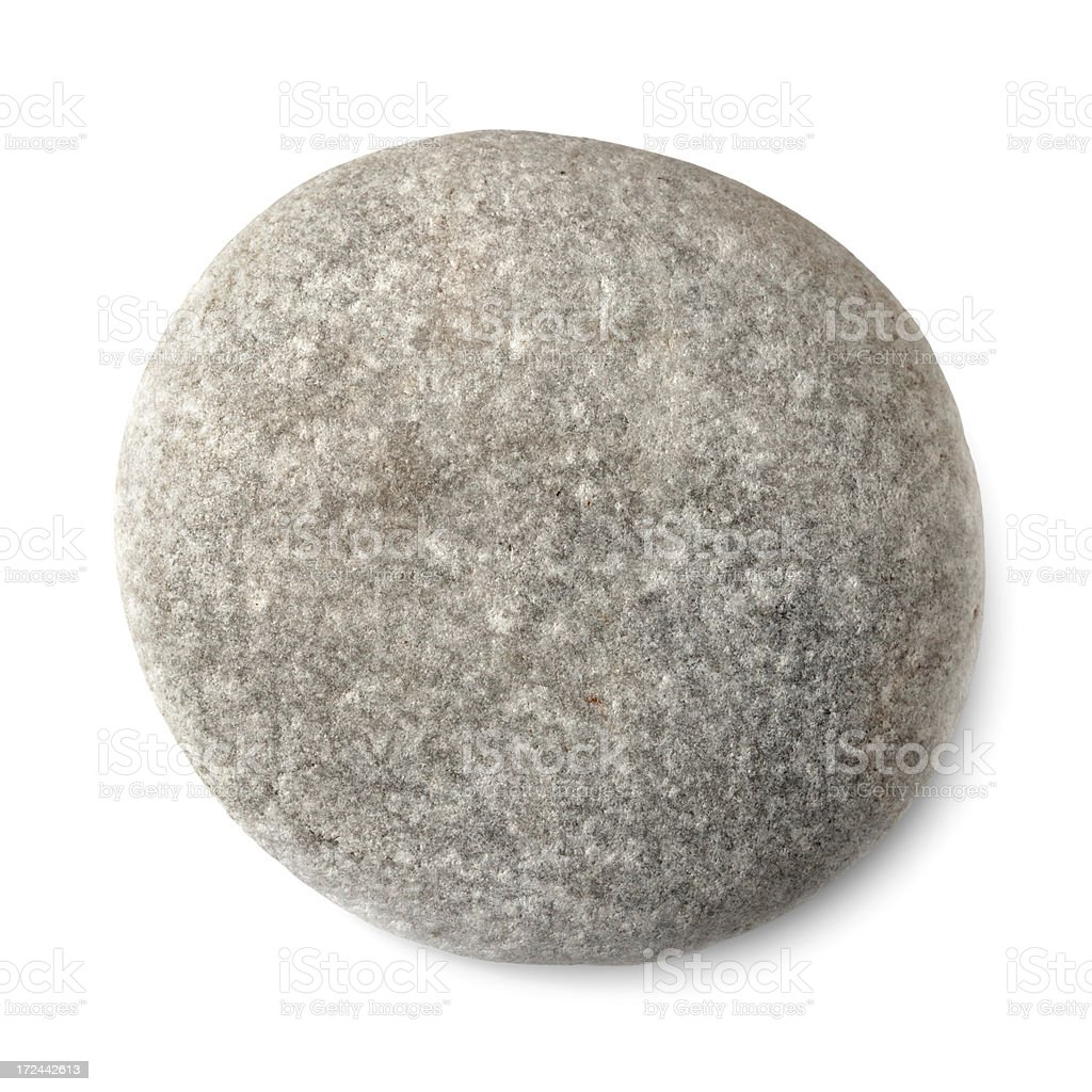 Pebble stock photo