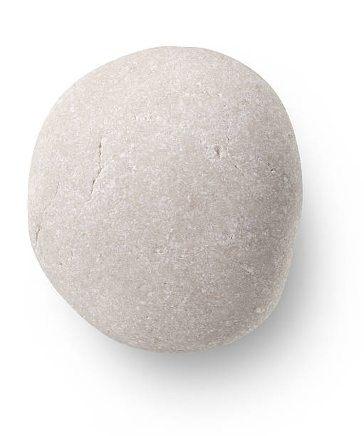 Pebble Pebble. Photo with clipping path.Similar photographs from my portfolio: rock object stock pictures, royalty-free photos & images