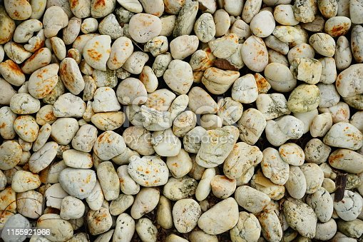 Pebble, Stone - Object, Rock - Object, Gravel, White Color