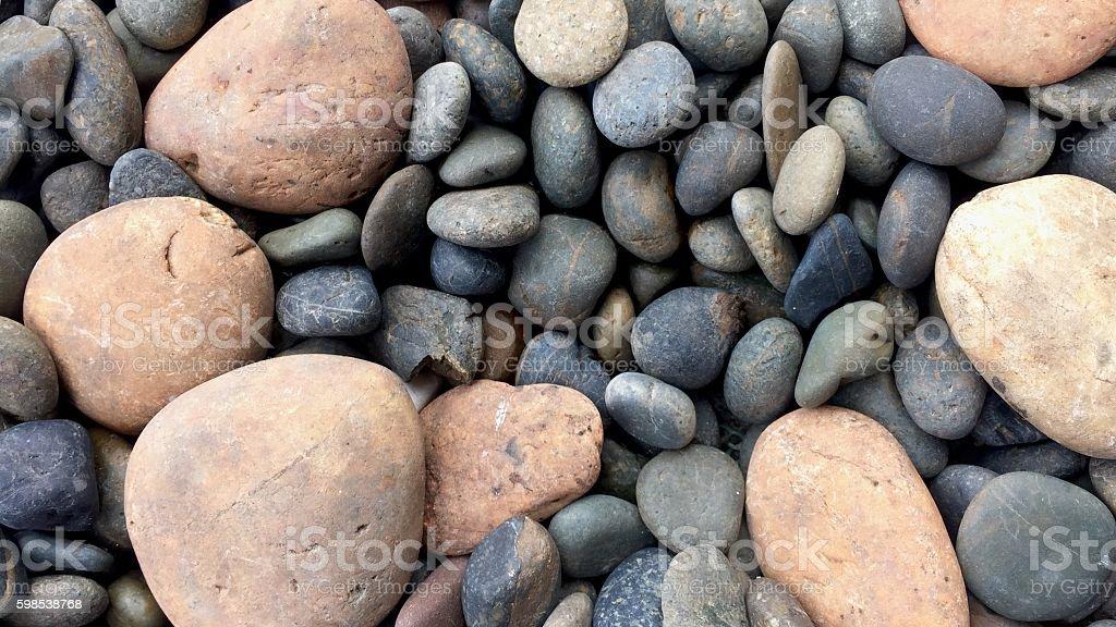 pebble rock photo libre de droits