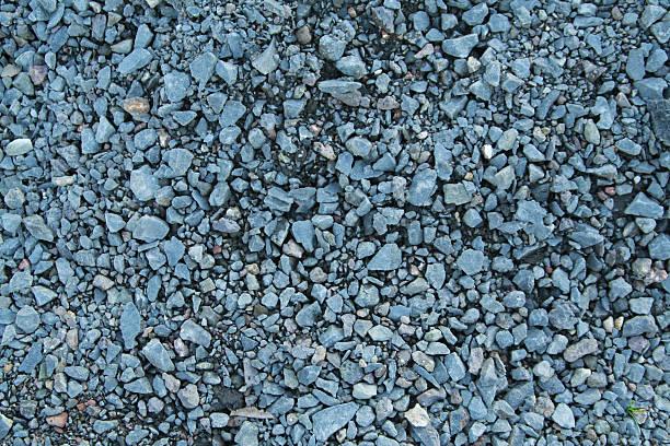 Pebbles and Rocks stock photo
