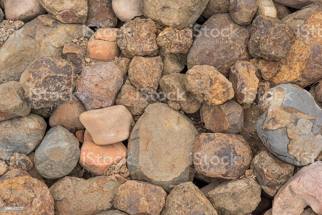 Pebbles as a background image royalty-free stock photo