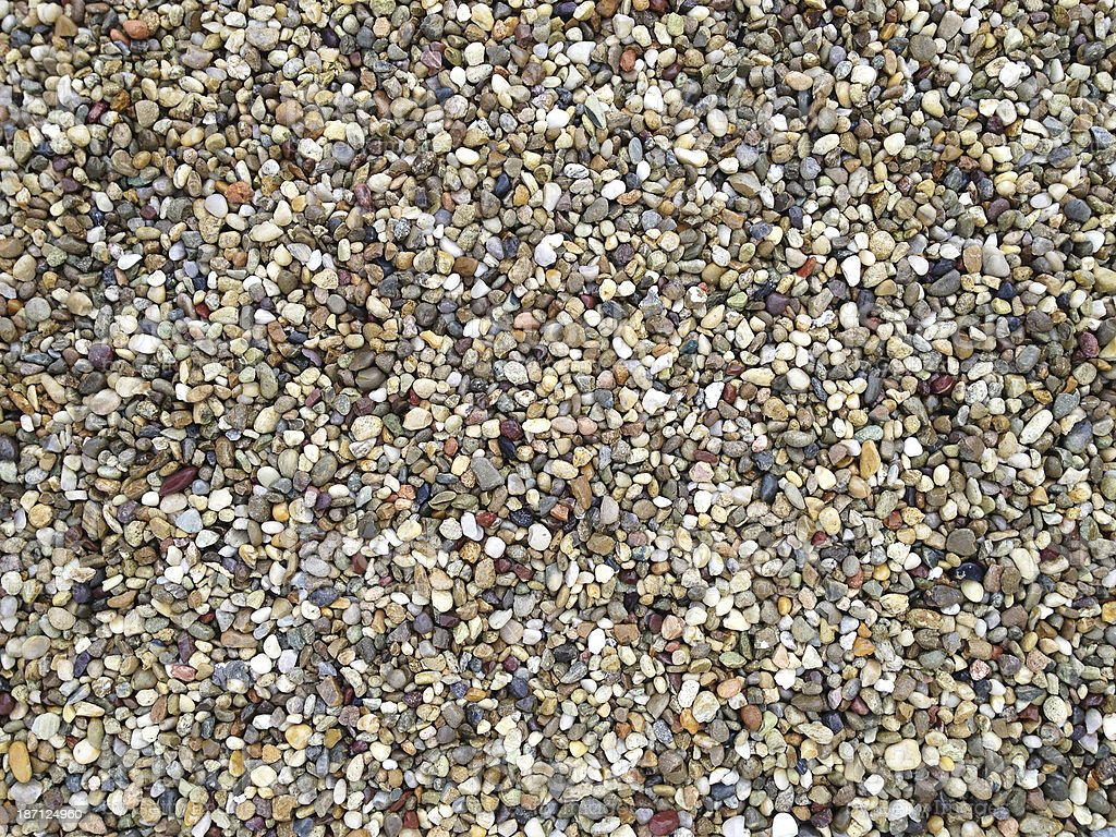Pebbles Background (Click for more) royalty-free stock photo