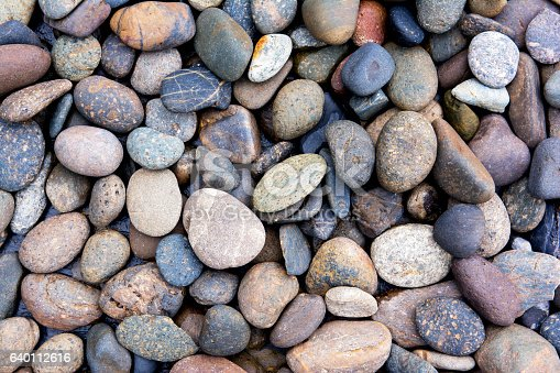 istock Pebbles background.Gravel background.Colorful pebbles background 640112616