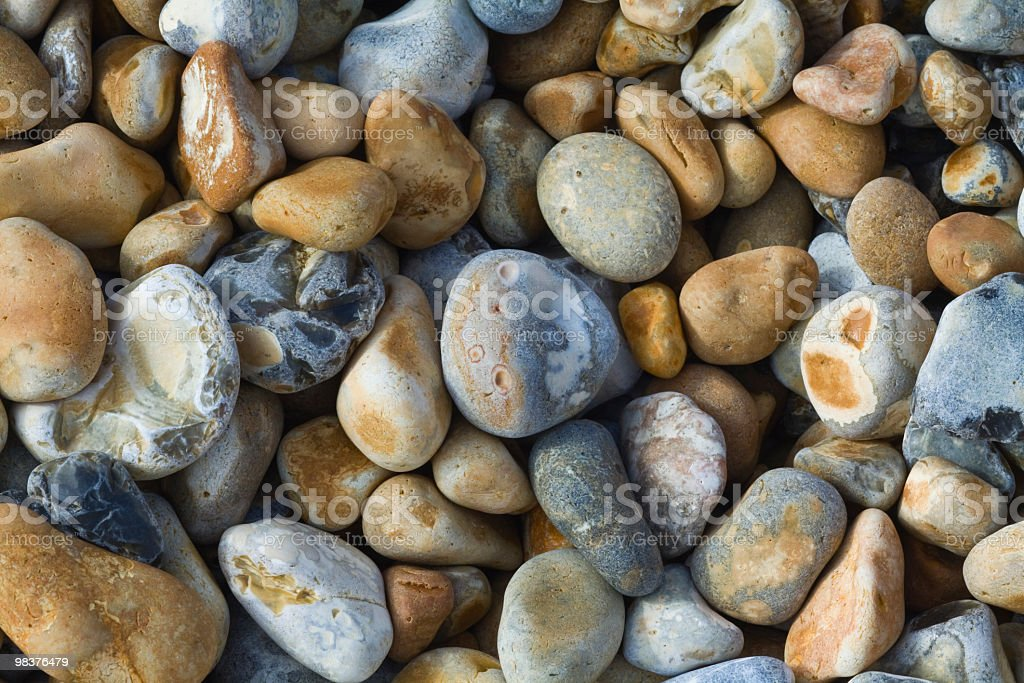 Pebbles royalty-free 스톡 사진
