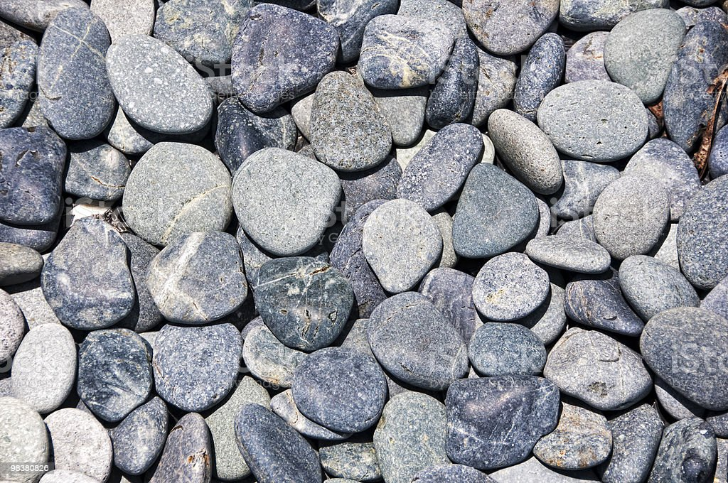 Pebbles royalty-free stock photo