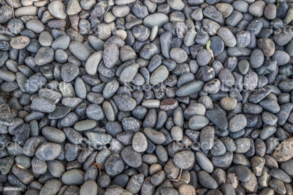 pebbles texture royalty-free stock photo